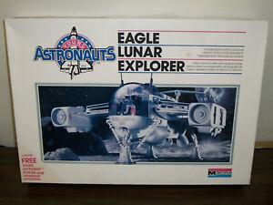 Monogram 1/48 & 1/144 Scale Convertible Eagle Lunar Explorer