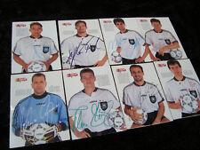 8x BRAVO SPORT CARDS EM 96 EURO 96 EUROPAMEISTER 1996 DEUTSCHLAND Köpke Möller