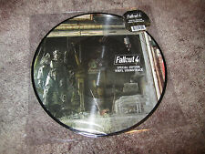 Fallout 4: Picture Disc Soundtrack Vinyl LP Video Game Record Official Bethesda