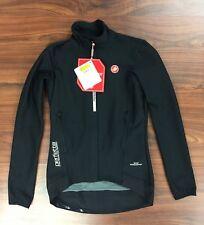 742aa1157 Castelli Perfetto Women s Small Gore Wind Stopper Jacket New