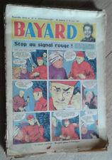 Bayard. Lot de 1957