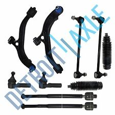 Brand New 10pc Complete Front Suspension Kit Chrysler Dodge Mini-Van