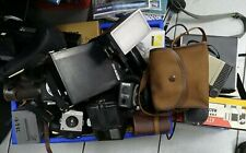 Job Lot of Cameras Accessories binos cini cameras light meters etc .