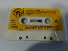 GORDITO DE TRIANA FLAMENCO 1980 PAPER LABELS - CINTA TAPE CASSETTE SIN LA CAJA