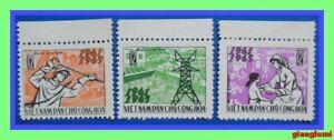 North Vietnam 1965 Over-fulfillment MNH NGAI