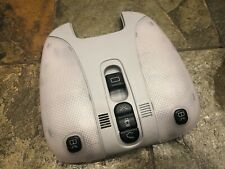 W215 W220 MERCEDES 00-06 S CL Overhead Dome Map Reading Light Grey