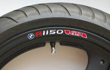 BMW R1150 GS WHEEL RIM STICKERS DECALS - r1150gs r 1150
