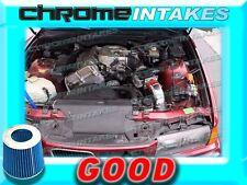 RED BLUE 1992 1993 1994 1995 BMW 318i 318is 318ti 1.8L AIR INTAKE KIT
