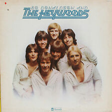 "Vinyle 33T Bo Donaldson and the Heywoods ""Billy, don't be a hero"""