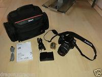 Sony α Alpha A230 10,2 MP Digitalkamera inkl. 18-55mm Objektiv, 2J. Garantie