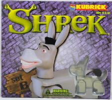 Medicom Kubrick Shrek Fiona Donkey Set B