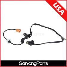 ABS Wheel Speed Sensor Front Left ALS804 For Honda Accord 1999-2002 For Acura TL