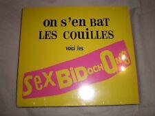 cd voici les sex bidochons on s'en bat les couilles neuf sous blister