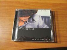 JILL SCOTT - WHO IS JILL SCOTT? WORDS AND SOUNDS VOL.1 HIDDEN BEACH CD