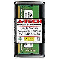 4GB PC4-19200 DDR4 2400 MHz Memory RAM for LENOVO THINKPAD A475