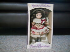 "Petite Porcelains Barbara Lee Signature Collection Limited Edition 8"" Doll Laura"