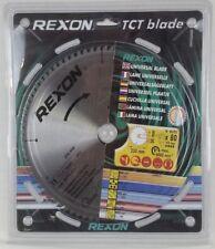 Rexon Universalsägeblatt 96701 Ø250x30mm 80Z Sägeblatt TCT für Kappsägen
