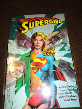 Supergirl Tpb Superman Batman Jla Flash Green Lantern Wonder Woman Oop Rare
