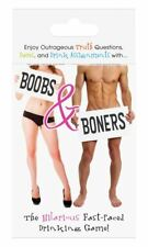 Boobs & Boners Card Game Drinking Game For Adults