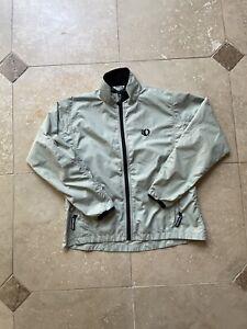 Pearl Izumi for Women Full Zip Cycling Jacket Windbreaker Size Medium