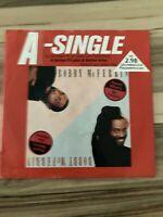 Single von Bobby McFerrin - Don't worry be happy - 1988 -