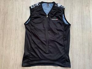 ASSOS Switzerland Fahrradweste Radweste Rad Weste Cycling Jersey Shirt Vest XL