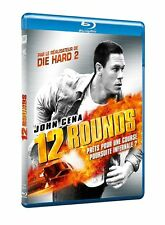 12 Rounds [Blu-ray] John Cena + L'Agence tous risques [DVD] - Liam Neeson