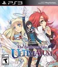 NEW Awakened Fate: Ultimatum (Sony Playstation 3, 2015)