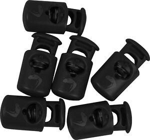 6 X Viper Taktische Federbelastet Knebel Versteller Bekleidung Band Stopp Locks