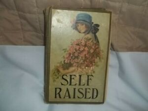 Vintage Self Raised or From The Depths, Mrs. E.D.E.N Southworth Rare