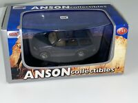 Anson 1/43 Scale Diecast 80804 - Ford Expedition - Blue