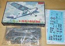 L-19/O-1 Bird Dog (3x camo) in 1/48 von Roden