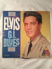 Elvis Presley in GI G.I. Blues RCA Victor Vintage  LP Album Record FREE SHIPPING