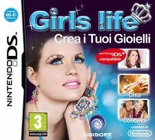 Girl's Life Crea I Tuoi Gioielli Nintendo DS IT IMPORT UBISOFT