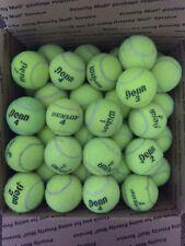 50 Used Tennis Balls Various Brands