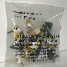 Tudor Electric Football Game Team Bag #67-55-W (11 Players per Bag Geo. Tec) NEW