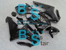 Black Fairing Bodywork Plastic Kit Fit for Triumph Daytona 675 2006-2008 005 D3