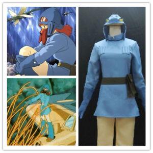 Cosplay costume customization in Nausicaa