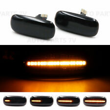 LED Smoked Lens Side Marker Signal Light Dynamic for Audi A3 S3 8P A8 D2 TT 8N