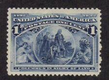Scott # 230 very nice one cent Columbia