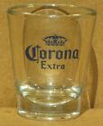 Corona Extra shot glass new vintage collectible Mexico beer cerveza