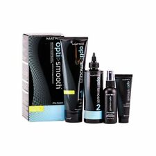 Matrix Opti.Smooth Kit SENSITISED Permanent Hair Smoothing System Professional U