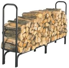 NEW HY-C SLRL FIRE WOOD LOG RACK-87X45X13-LARGE WOOD HOLDER NEW USA MADE 6387534