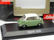 Schuco 1/43 - BMW 600 Verde