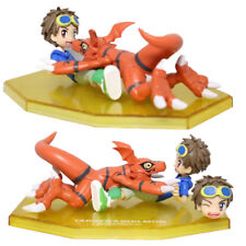 Digimon Adventure Tamers G.E.M Series Matsuda Takato & Guilmon Figure Figuren