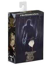 NECA 39702 Friday The 13th Part 3 Ultimate Jason 7-Inch Action Figure