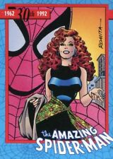 1992 Impel Amazing Spiderman 30th Anniversary Promo Card # SM-2