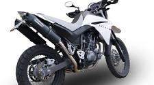 Yamaha XT660X XT660R tubos de escape furor Nero por GPR Italiano Made. 2004 -