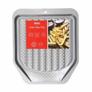 Dexam Non-Stick Oven Chip Tray
