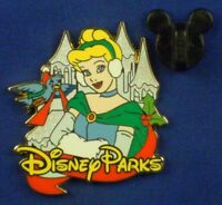 Cinderella Disney Parks Winter Holiday princess Disney Pin # 82116